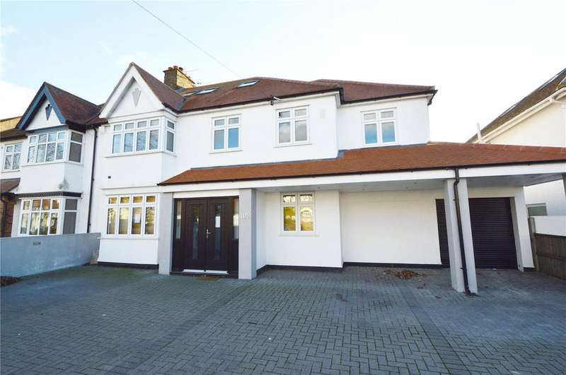 5 Bedrooms Semi Detached House for sale in Church Road, Shoeburyness, Essex, SS3