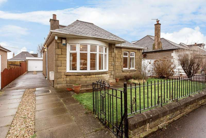 2 Bedrooms Detached Bungalow for sale in 24 Ashley Drive, Edinburgh, EH11 1RP