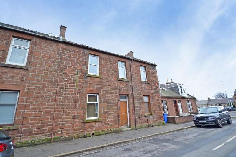 1 Bedroom Flat for sale in 6c Belvidere Terrace, Ayr, KA8 8JB