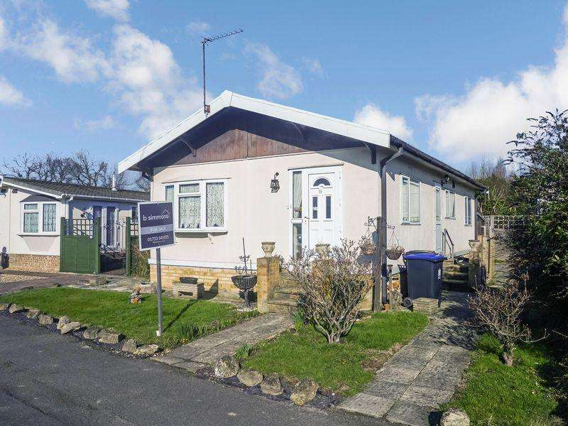 2 Bedrooms Retirement Property for sale in Orchards Residential Park, Slough