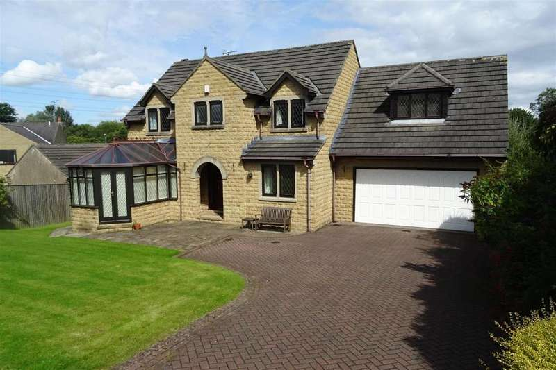 5 Bedrooms Detached House for sale in Knowles Lane, Gomersal, Cleckheaton, BD19