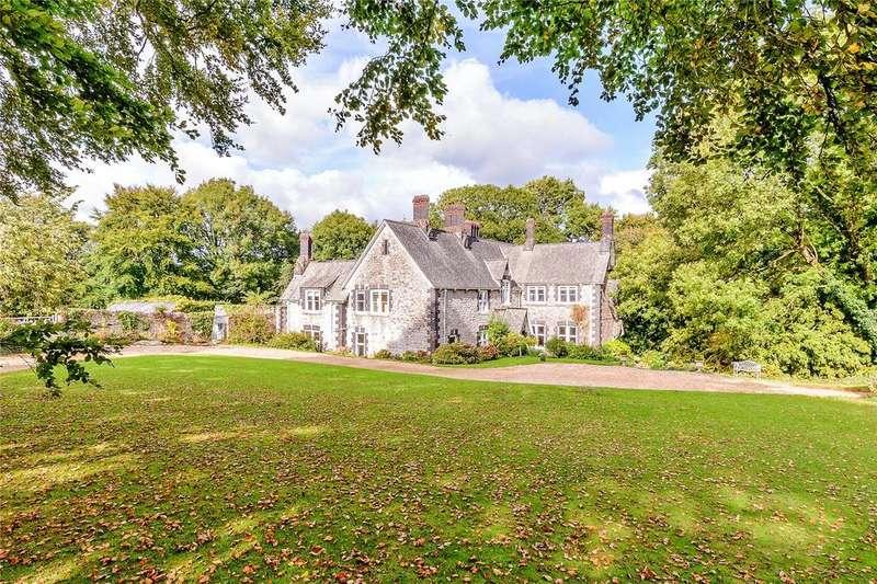 5 Bedrooms Detached House for sale in Penmark, Nr Cowbridge, Vale of Glamorgan, CF62