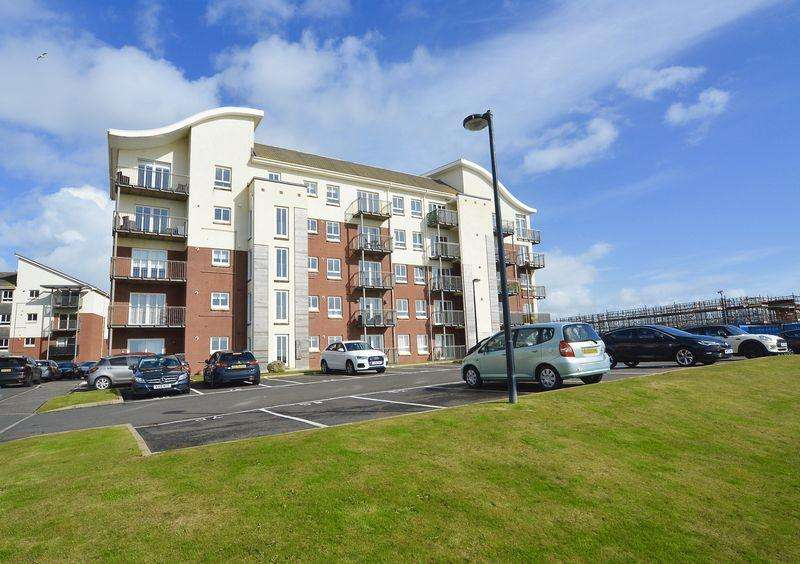 4 Bedrooms Penthouse Flat for sale in Glenford Place, Ayr