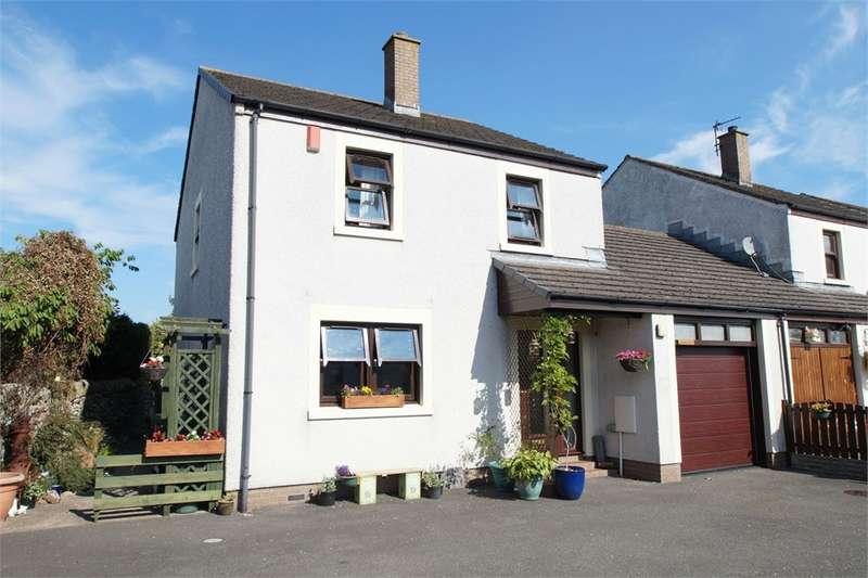3 Bedrooms Link Detached House for sale in CA7 0BZ Blencogo, Wigton, Cumbria
