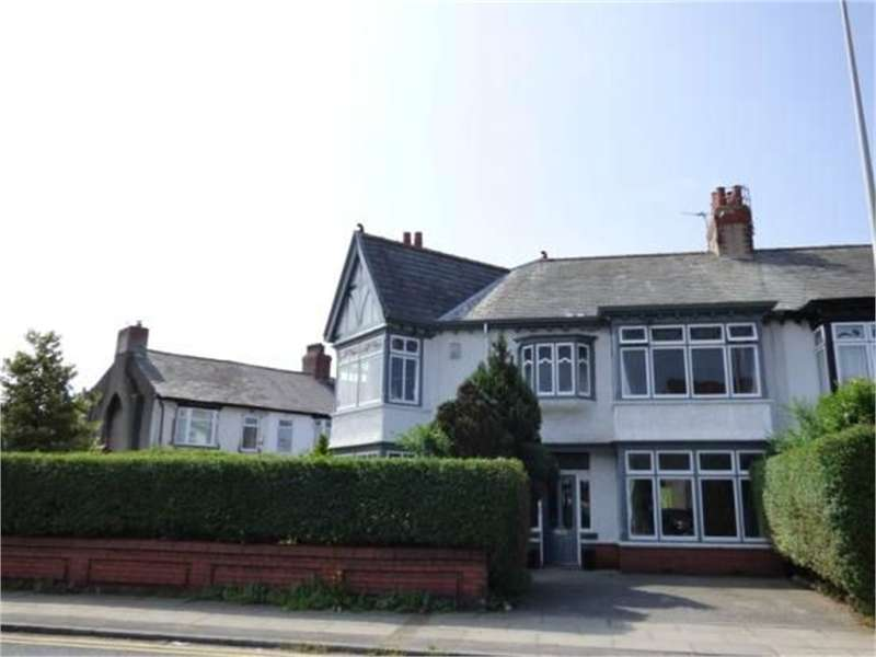 4 Bedrooms End Of Terrace House for sale in Kingsway, Waterloo, LIVERPOOL, Merseyside
