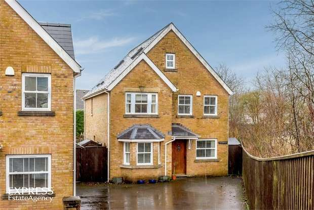 6 Bedrooms Detached House for sale in Sycamore Avenue, Tredegar, Blaenau Gwent