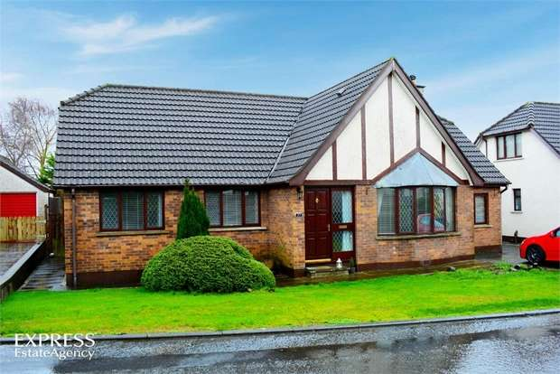 5 Bedrooms Detached House for sale in Riverdale, Hillsborough, County Down