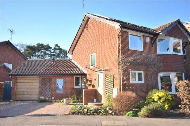 4 Bedrooms Detached House for sale in Hale End, Bracknell, Berkshire