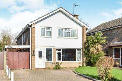 4 Bedrooms Detached House for sale in Longville, Old Wolverton, Milton Keynes