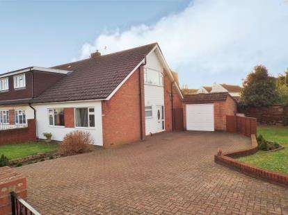 4 Bedrooms Bungalow for sale in Amberley Road, Patchway, Bristol, South Gloucestershire