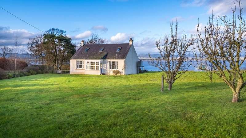 4 Bedrooms Detached House for sale in Fliskmillan Cottage, Newburgh, Cupar, Fife, KY14