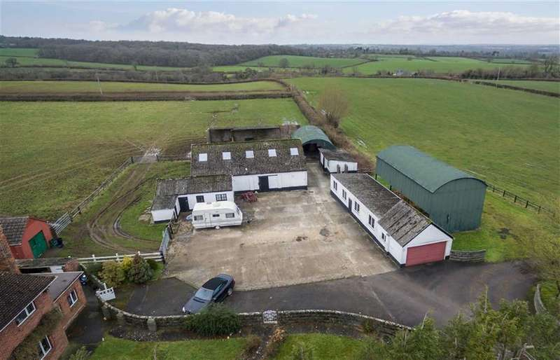 Land Commercial for sale in West Street, Templecombe, Somerset, BA8