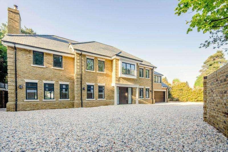 7 Bedrooms Detached House for sale in HOOK HEATH/WOKING