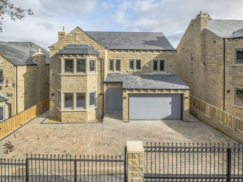 5 Bedrooms Detached House for sale in 9 Heaton Road, Upper Batley WF17 0AT