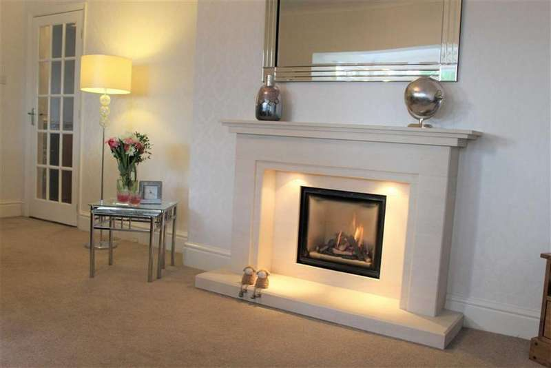 4 Bedrooms Detached Bungalow for sale in Stone Edge Road, Higherford, Lancashire