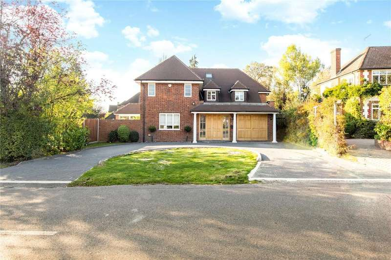 6 Bedrooms Detached House for sale in Gatehill Road, Northwood, Middlesex, HA6