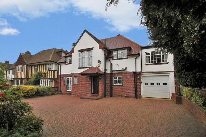 5 Bedrooms Detached House for sale in North Park, Eltham