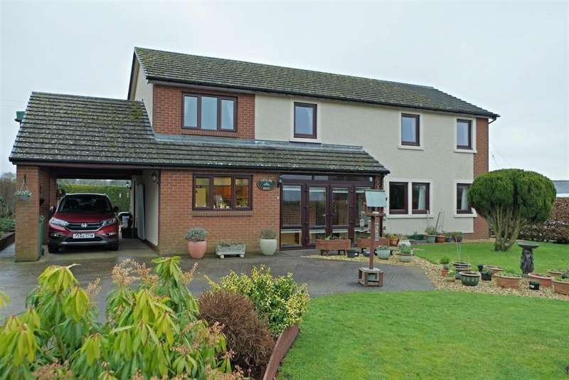 3 Bedrooms Detached House for sale in Moat, Longtown