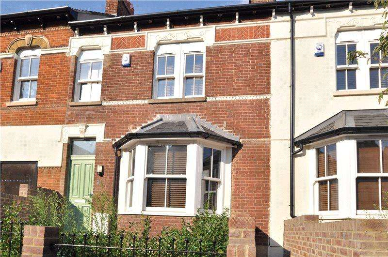 3 Bedrooms End Of Terrace House for sale in London Road, St. Albans, Hertfordshire