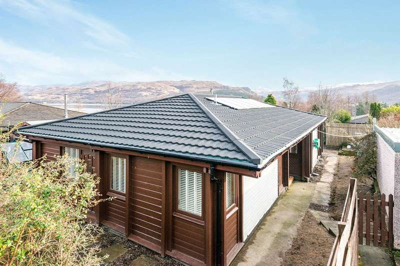 3 Bedrooms Detached House for sale in Kirkton Way, Lochcarron, Strathcarron, IV54