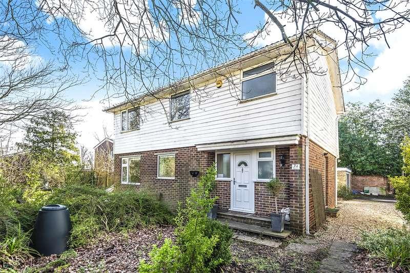 4 Bedrooms Detached House for sale in Crowthorne Road, Sandhurst, Berkshire, GU47