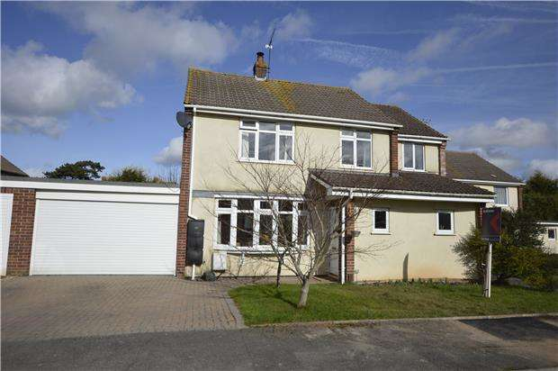 4 Bedrooms Detached House for sale in Heath Close, Winterbourne, BRISTOL, BS36 1LQ