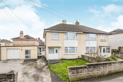 3 Bedrooms Semi Detached House for sale in Illogan Highway, Redruth