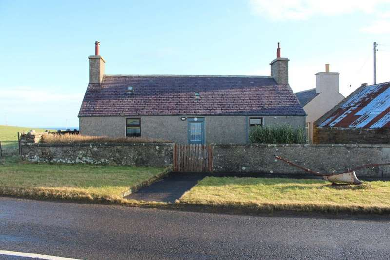 3 Bedrooms Cottage House for sale in Ellerslie, Stronsay, Orkney KW17