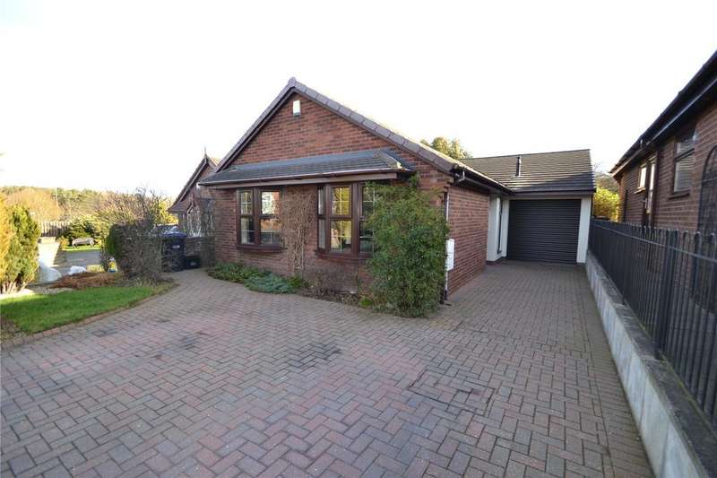 2 Bedrooms Detached Bungalow for sale in Taylor Grove, Wingate, Co Durham, TS28