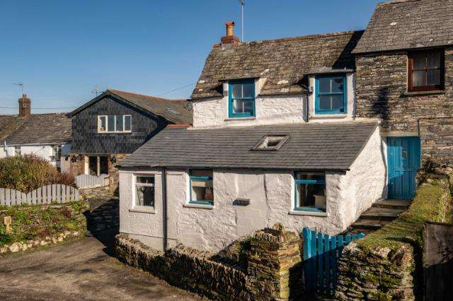 3 Bedrooms House for sale in Atlantic View, Treligga, Port Isaac