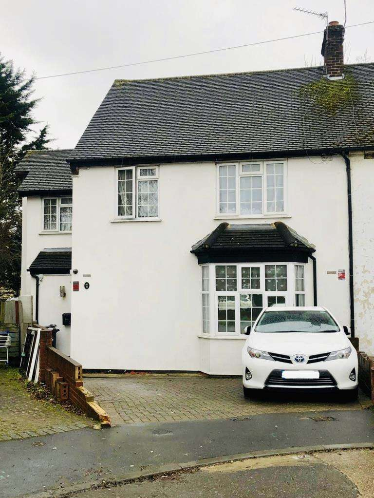 5 Bedrooms House for sale in Rookeries Close, Feltham, TW13