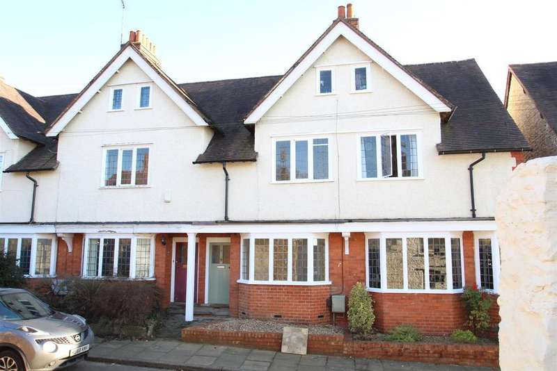 4 Bedrooms Terraced House for sale in Fremeaux Terrace, Northampton
