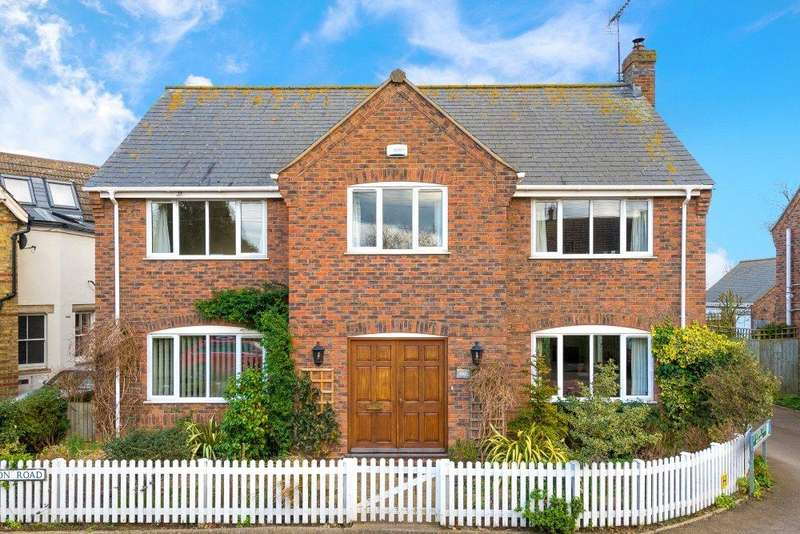4 Bedrooms Detached House for sale in Station Road, Thurlby, Bourne, PE10