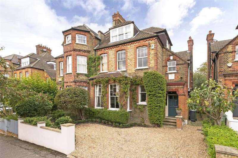 5 Bedrooms Semi Detached House for sale in Criffel Avenue, Streatham, London, SW2