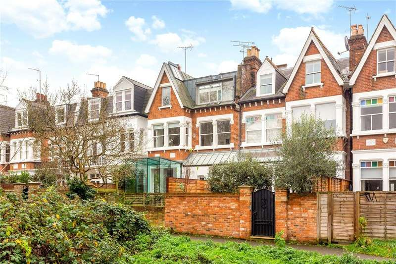 3 Bedrooms Terraced House for sale in Cedars Road, Barnes, London, SW13