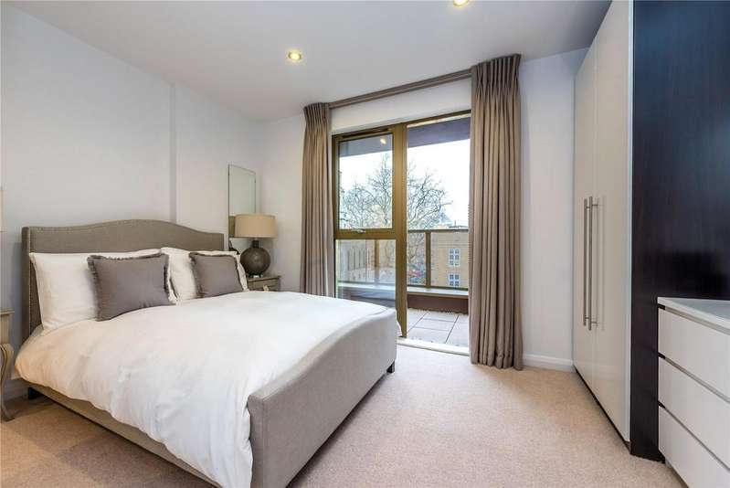 2 Bedrooms Apartment Flat for sale in The Residence Hoxton, London, N1