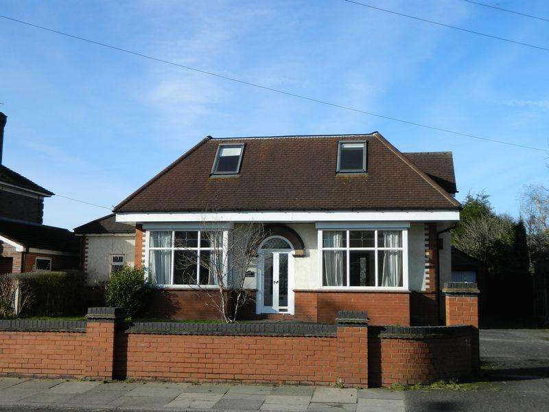 5 Bedrooms Detached House for sale in Crewe Road, Sandbach
