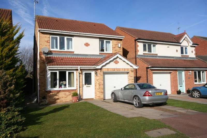 3 Bedrooms Detached House for sale in Lorne Court, Stockton-On-Tees, TS18