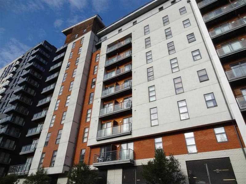 2 Bedrooms Apartment Flat for sale in Masson Place, 1 Hornbeam Way, Manchester