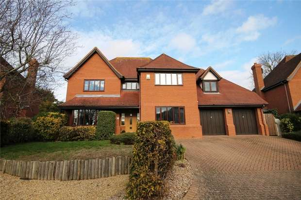4 Bedrooms Detached House for sale in Orchard Close, Bromham, Bedford