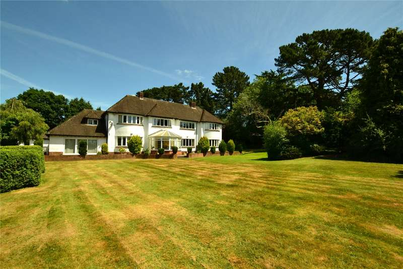 6 Bedrooms Equestrian Facility Character Property for sale in Poulner Hill, Poulner, Ringwood, Hampshire, BH24