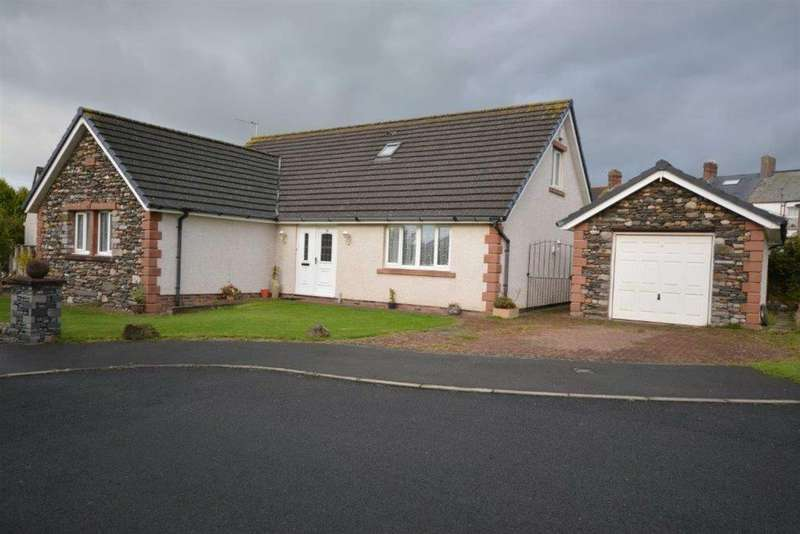 4 Bedrooms Detached Bungalow for sale in Hodgson Gardens, Millom