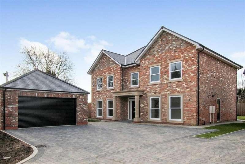 4 Bedrooms Detached House for sale in Kingsbury Gardens, Yarm Road, Eaglescliffe