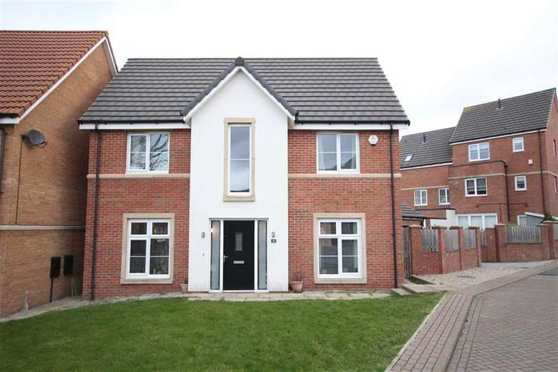 4 Bedrooms Detached House for sale in Tailor Close, Scholes