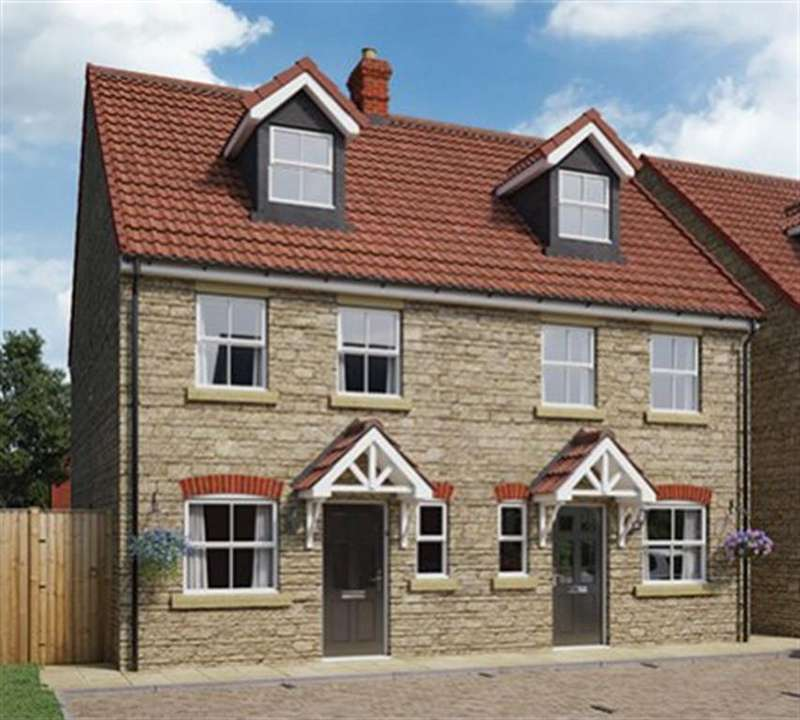 3 Bedrooms Semi Detached House for sale in Broad Lane, Yate, Bristol, BS37 7LA