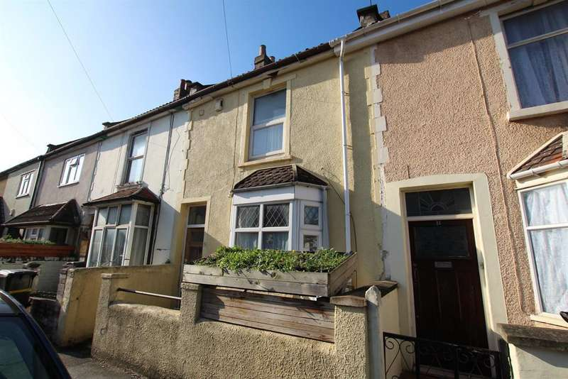 3 Bedrooms Terraced House for sale in Church Street, Easton, Bristol, BS5 6DZ