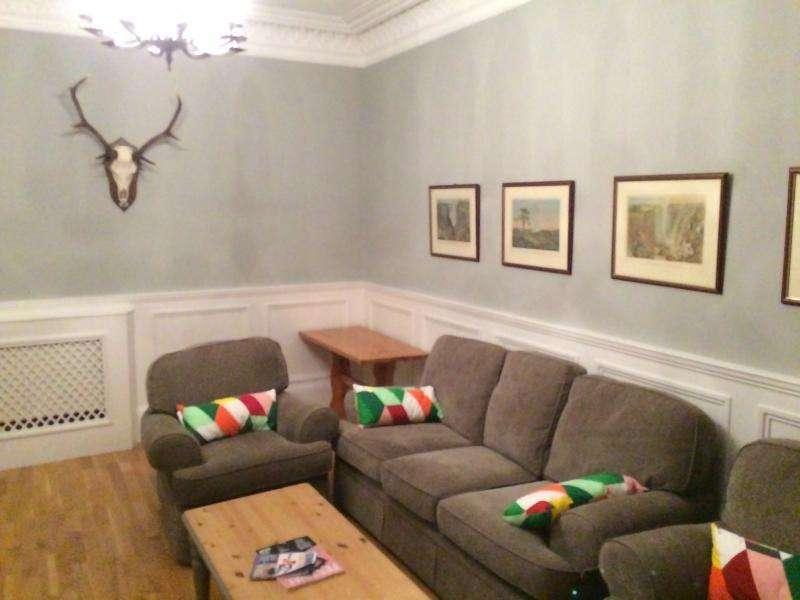 3 Bedrooms Flat for rent in Scotland Street, Edinburgh EH3