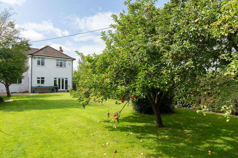 5 Bedrooms Detached House for sale in Non-estate spot in Congresbury