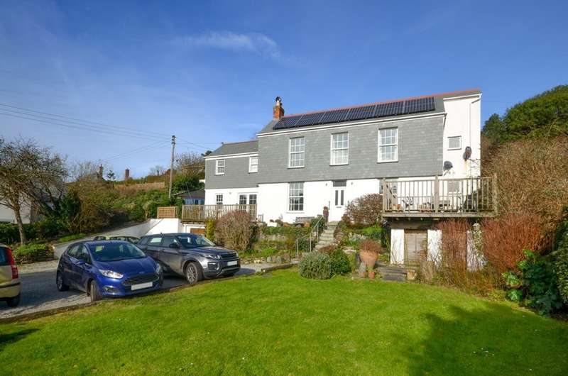 6 Bedrooms Manor House Character Property for sale in Water Lane, St. Agnes