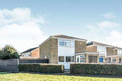 3 Bedrooms Detached House for sale in Whitworth Way, Wilstead, Bedford, Bedfordshire